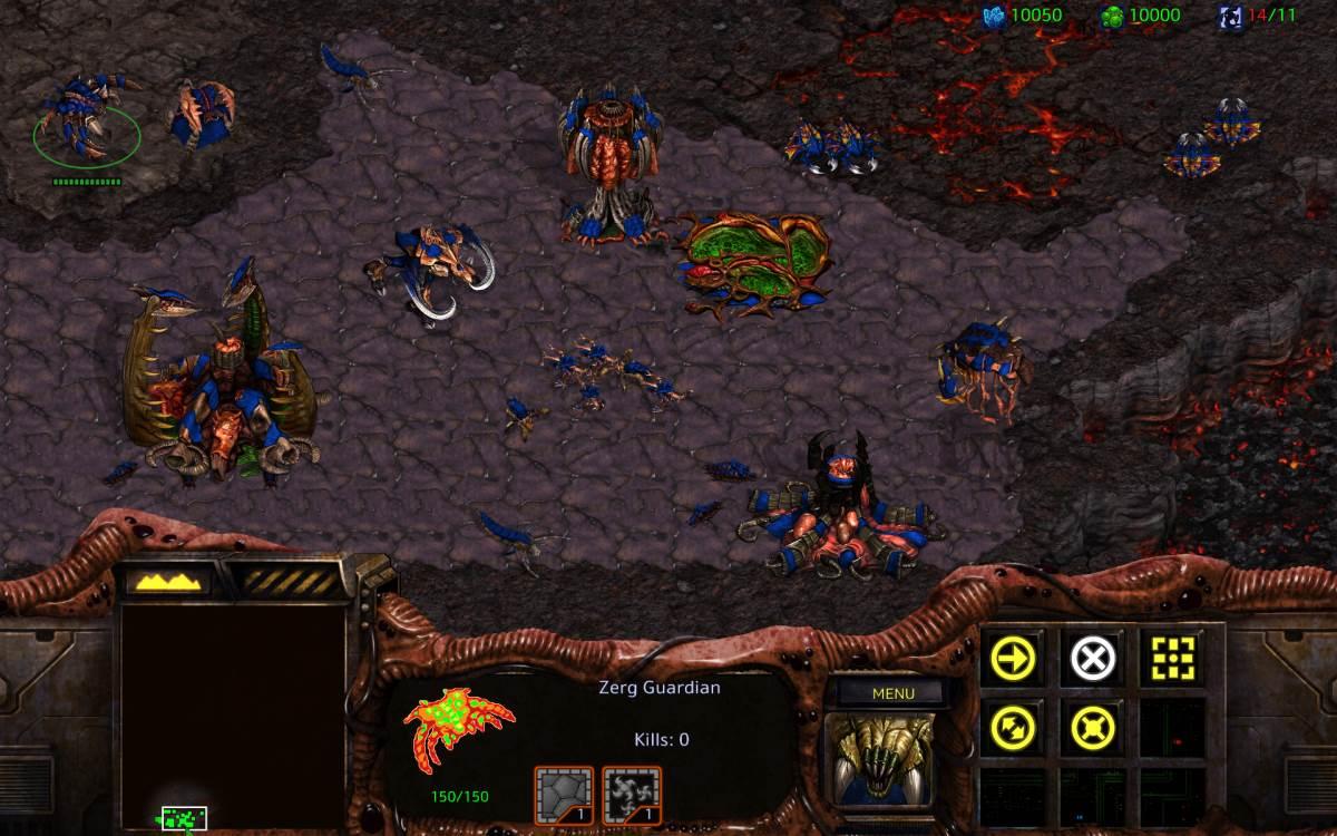 StarCraft - preuzmite deo gejming istorije za dž