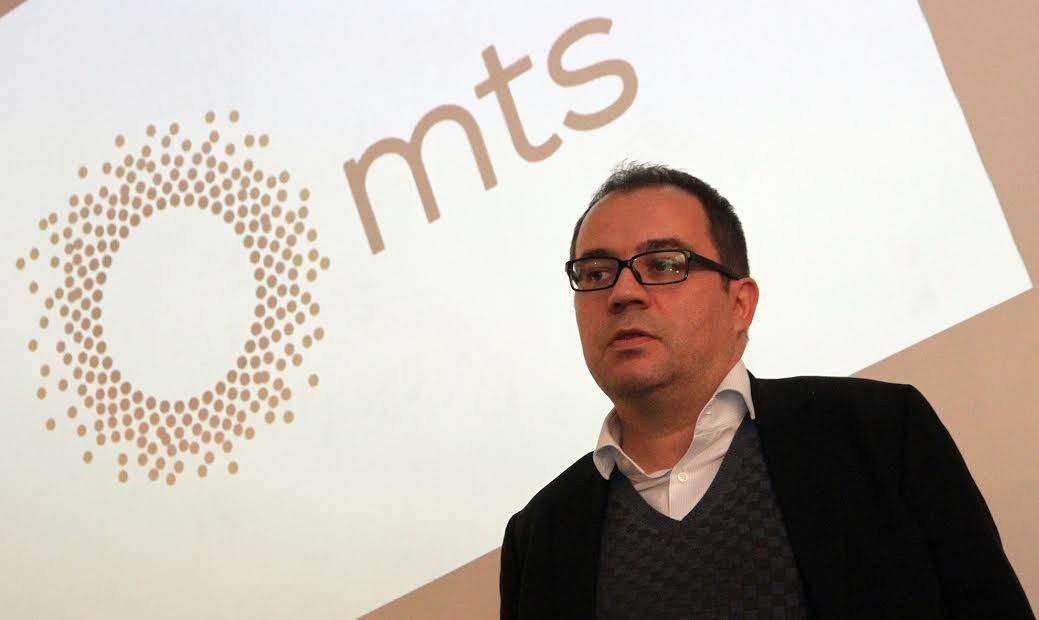 Milan Simić, izvršni direktor Telekoma Srbija za IT i ICT servise