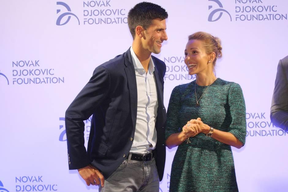 """Novakov odgovor na """"preljubu"""": Moja srodna duša!"""
