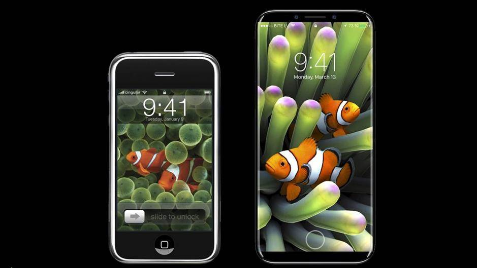 iPhone, iPhone Edition