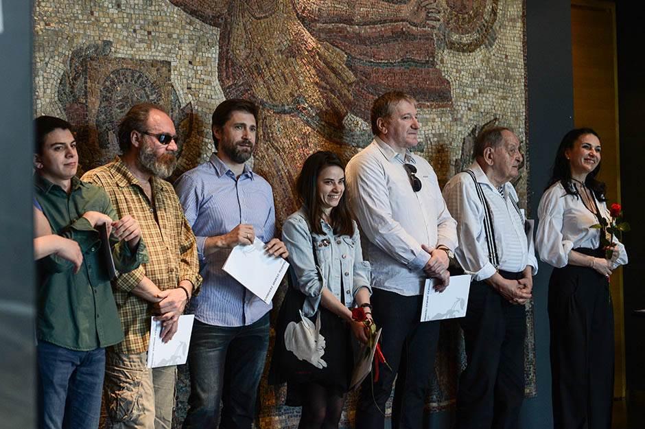 Počasne nagrade za pozorišne velikane (FOTO)