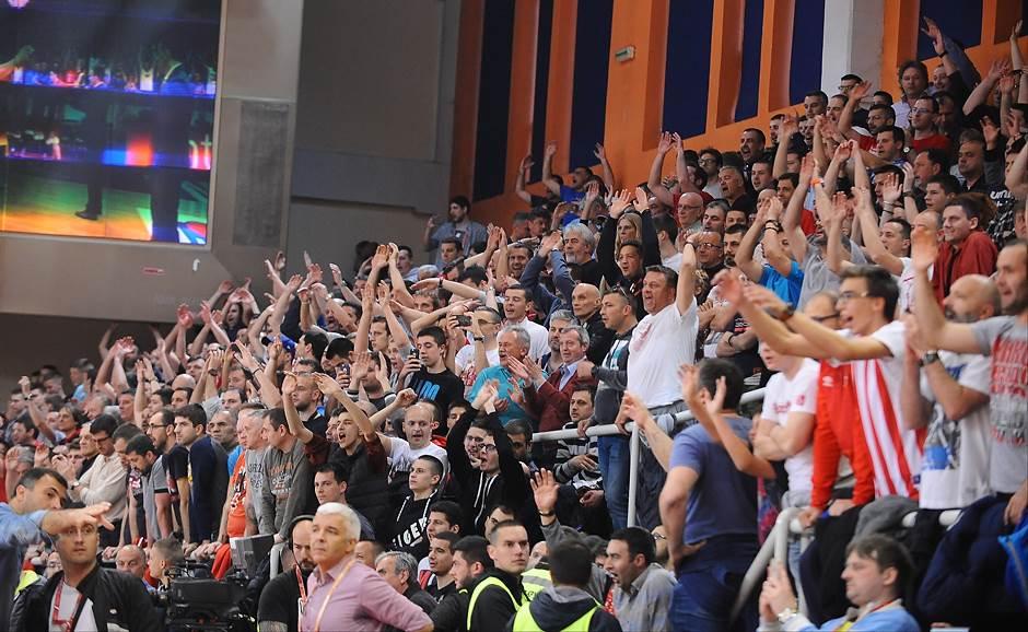 Zvezda ide u finale - za titulu i Evroligu!