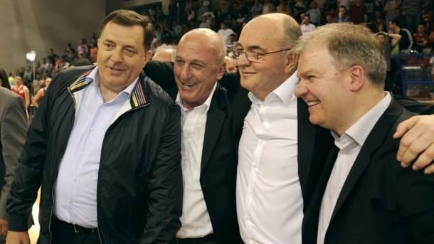 Dragan Todorić, Vujošević, Dodik
