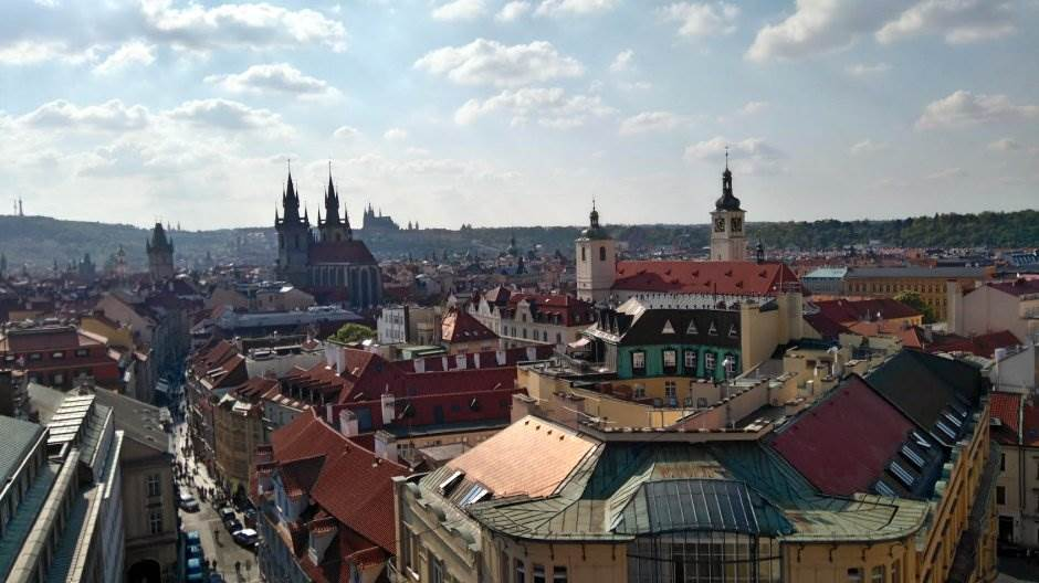prag češka republika česi evropa turizam turisti