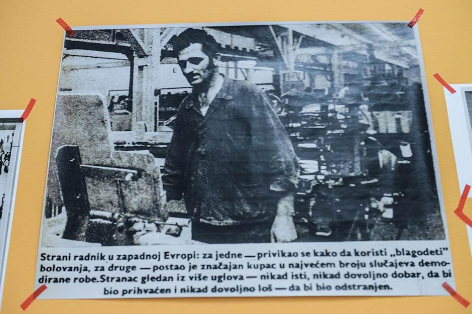 """""""Gastarbajterski"""" hor iz Beča peva u Beogradu"""