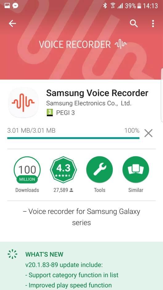 Aplikacija sa Galaxy S8 stigla na Samsung telefone