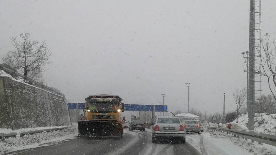 Snijeg Sozina
