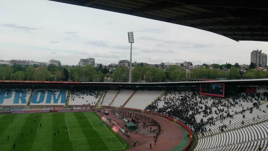 derbi, stadion, stadion Zvezde, večiti derbi