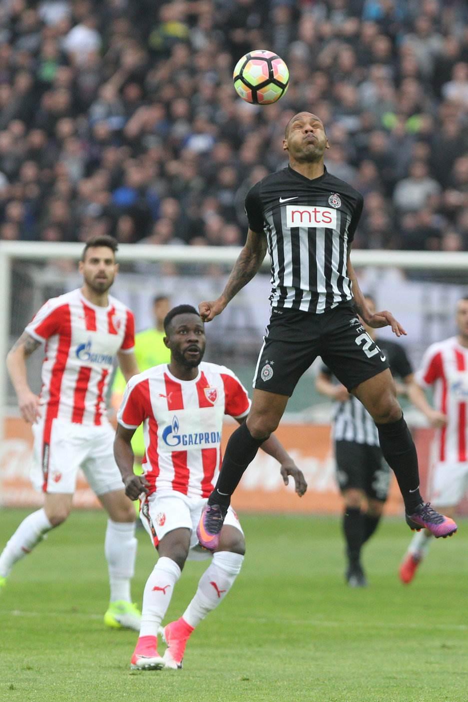 """Partizan razbio Zvezdu na """"Marakani""""!"""