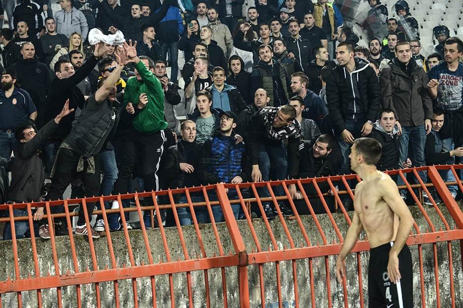 Bakljada fudbalera Partizana!