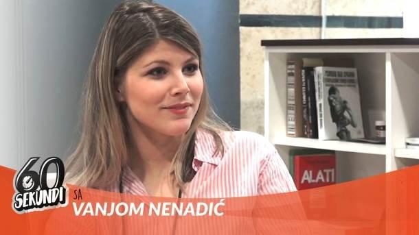 Vanja Nenadić, mondo tv, 60 sekundi