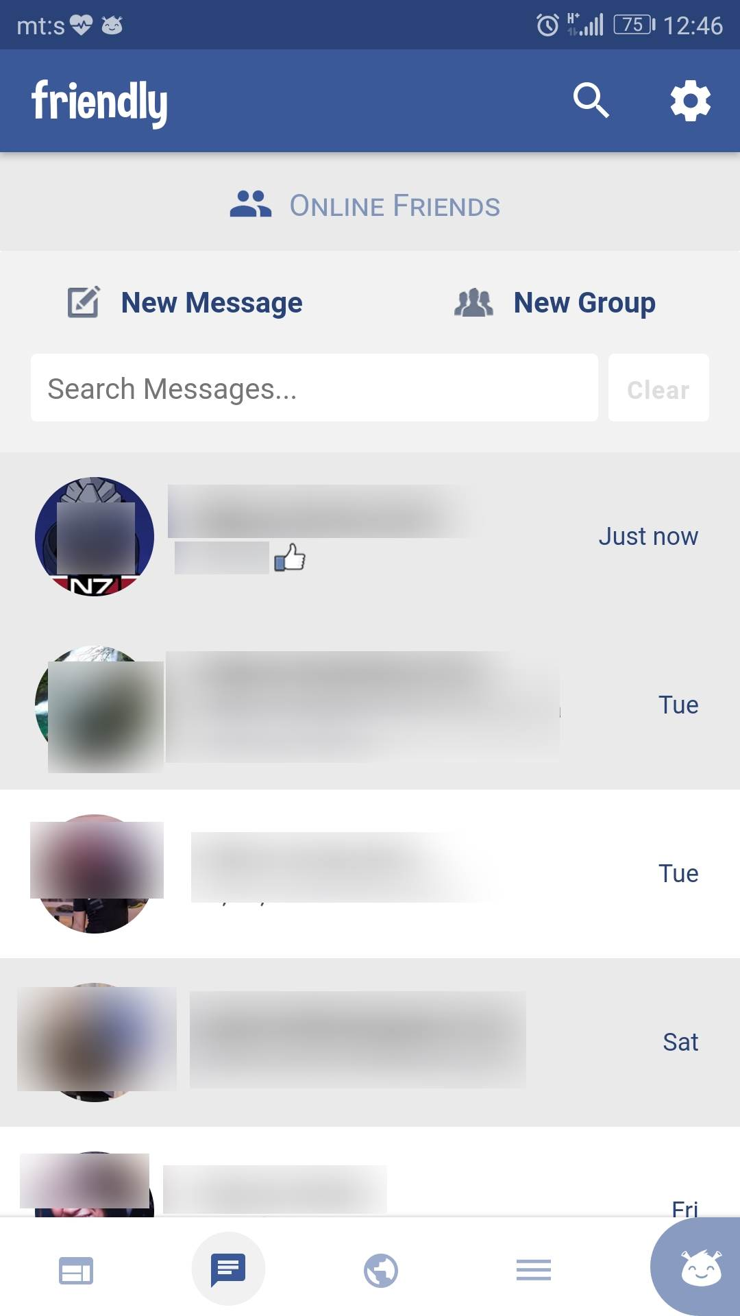 Izbrišite Facebook i Messenger, koristite FRIENDLY