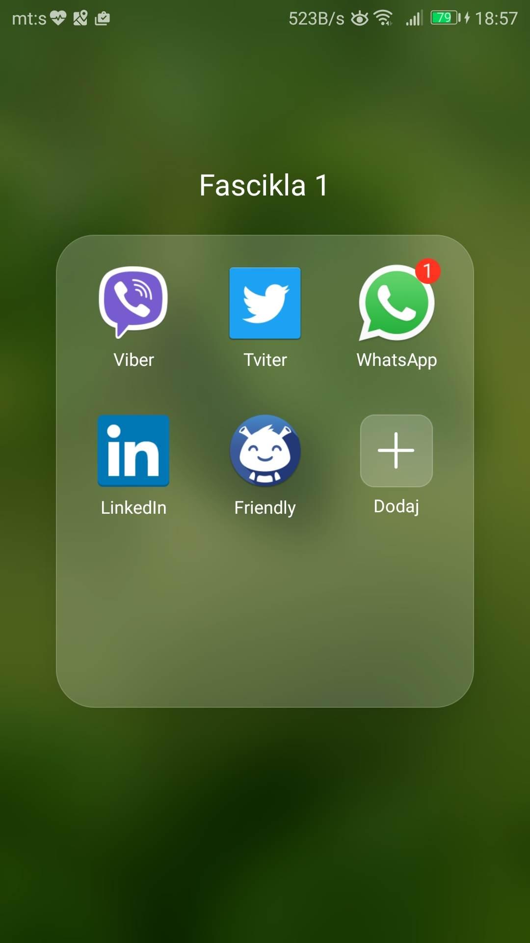 Kako promeniti Facebook boju (nije virus)