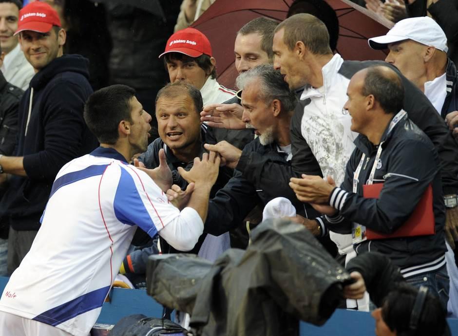 Đoković i Vajda opet zajedno!