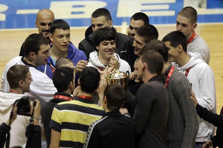 KK Partizan juniori
