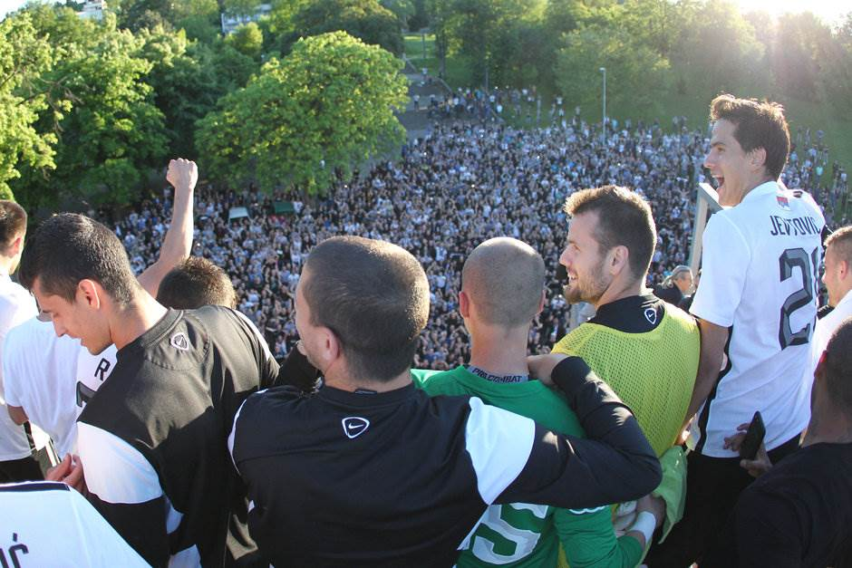 Novi preokret Partizana, titula na dva koraka!