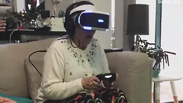 Baba, VR, Virtuelna Realnost