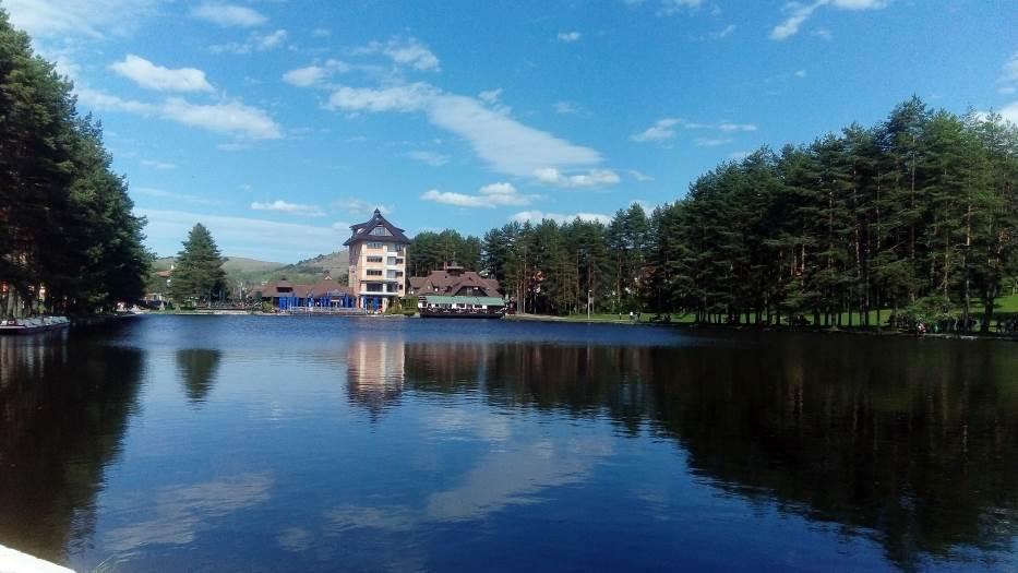 zlatibor, jezero, priroda