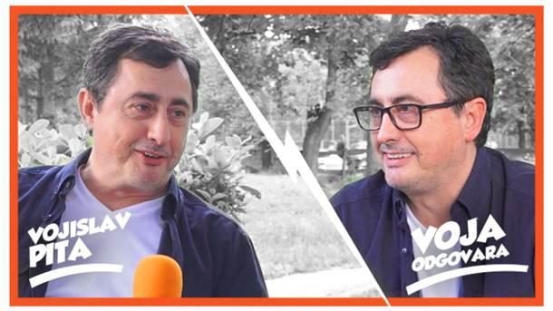 Voja Nedeljković, autointervju, mondo tv