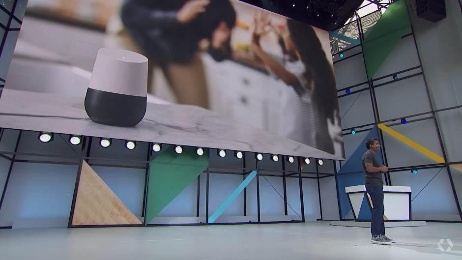 Google I/O 2017.