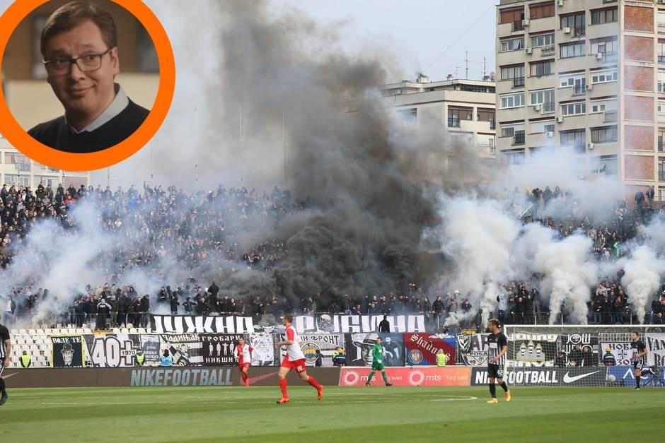 Vučić o skandiranju: Uvek sam ja kriv...