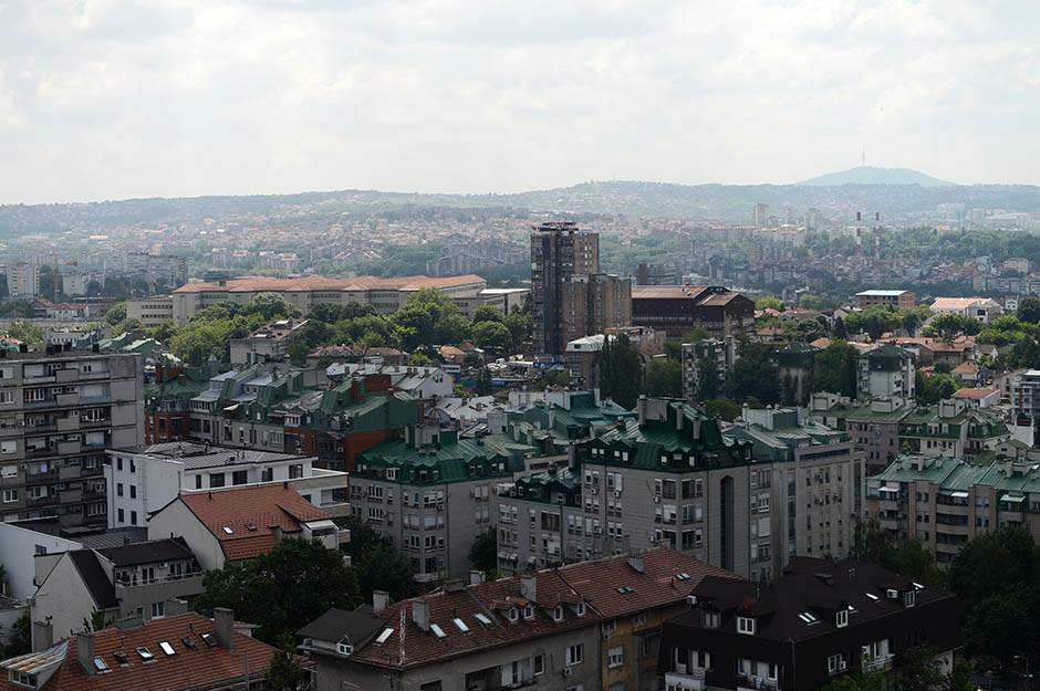 beograd, panorama, panorame beograda, zgrade, zgrada, stan, stanovi, kuća, kuće, naselje, grad