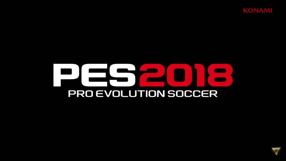 Otkriven PES 2018! (VIDEO)