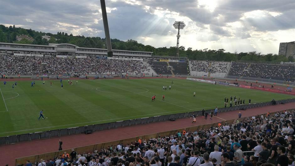 JNA FK Partizan Humska