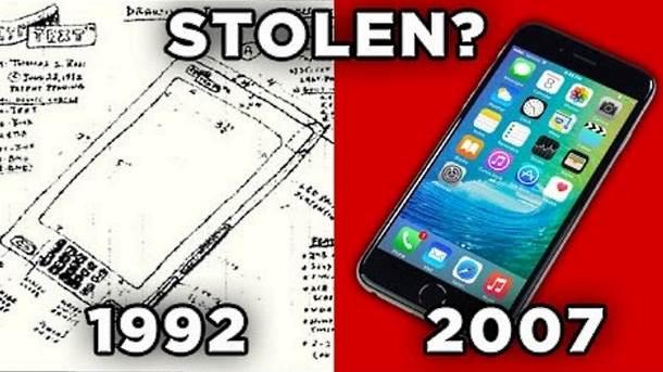 Apple, iPhone, Apple ukrao iPhone ideju