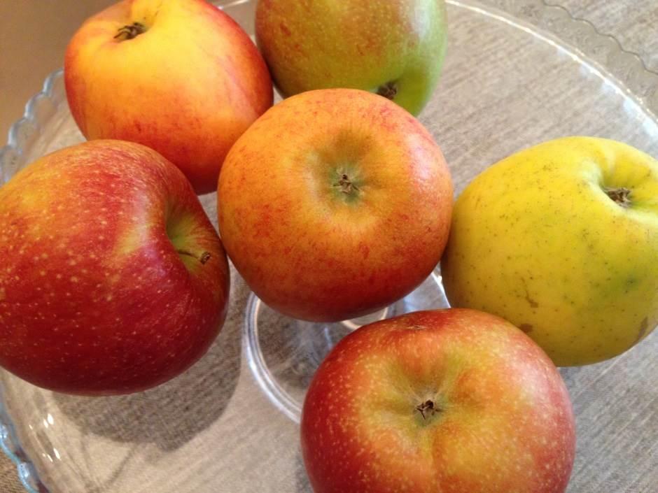 Ne bacajte nepojedene jabuke, napravite sirće