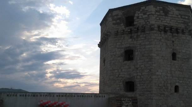 kalemegdan, nebojšina kula