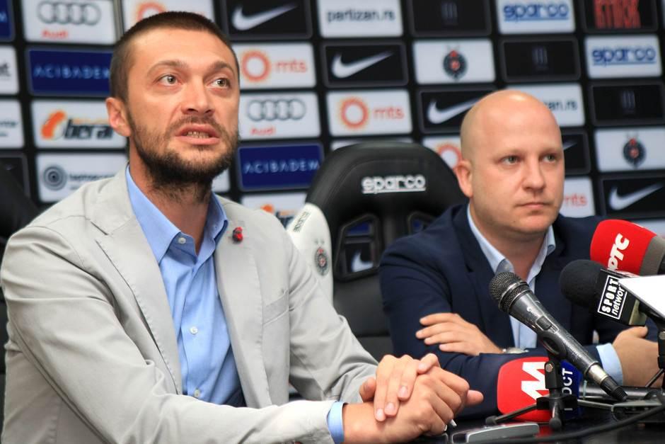 Ivica Iliev Marko Nikolić FK Partizan