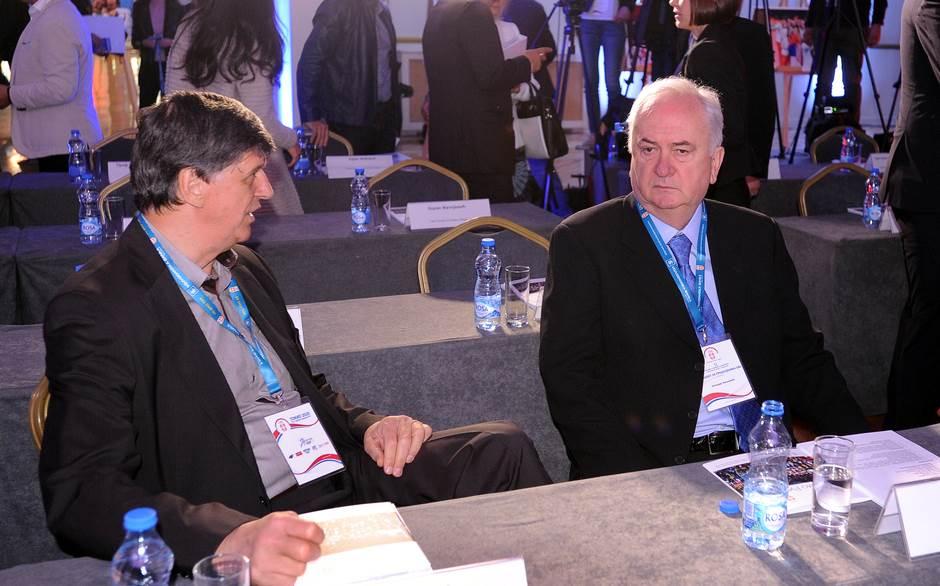 Žarko Zečević, Božidar Maljković, OKS