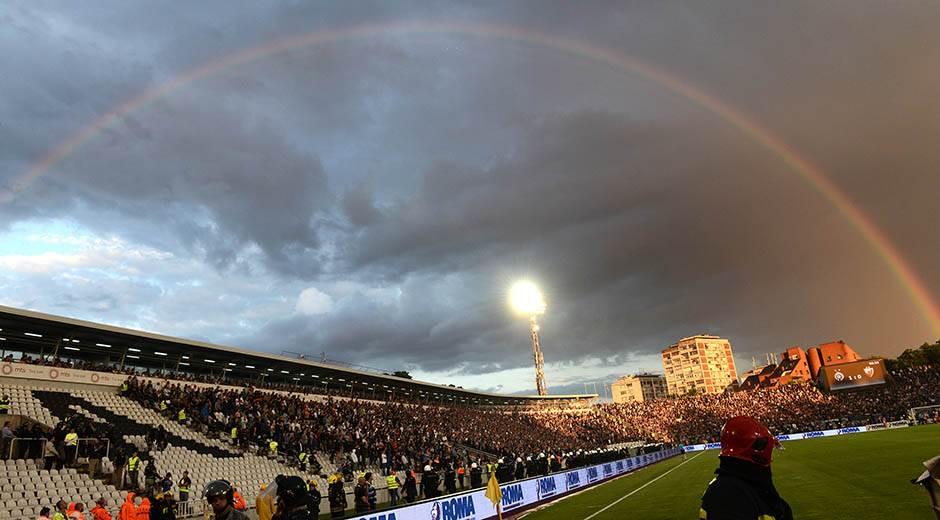 Partizan Beograd - Budućnost Podgorica!