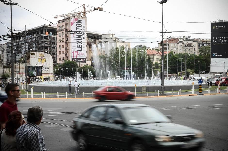 Fontana na Slaviji dobija novi repertoar