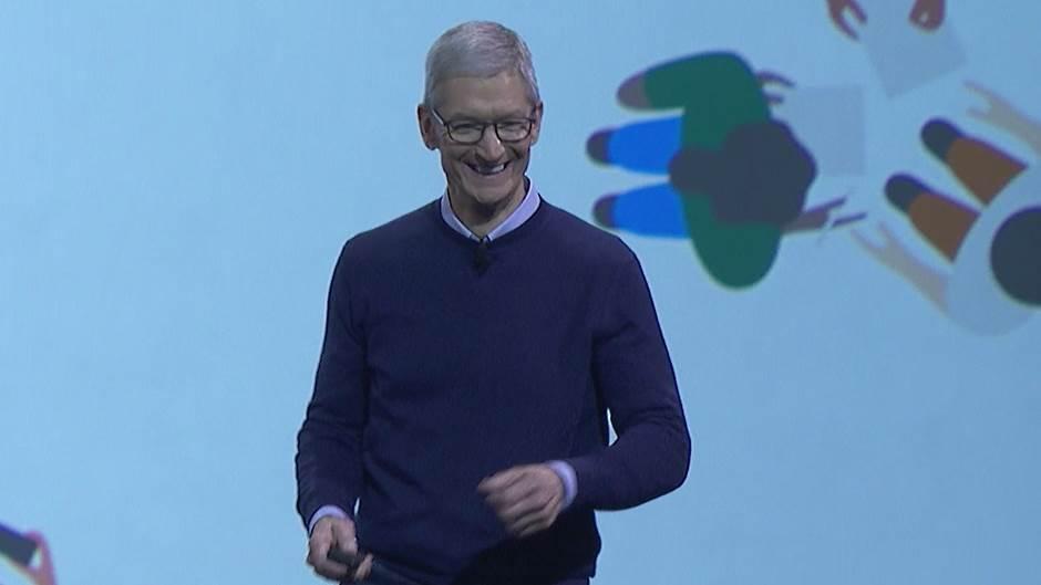 Apple WWDC 2017 slike, video