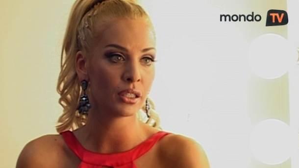 Ava Karabatić, mondo tv, starlete, lepotice