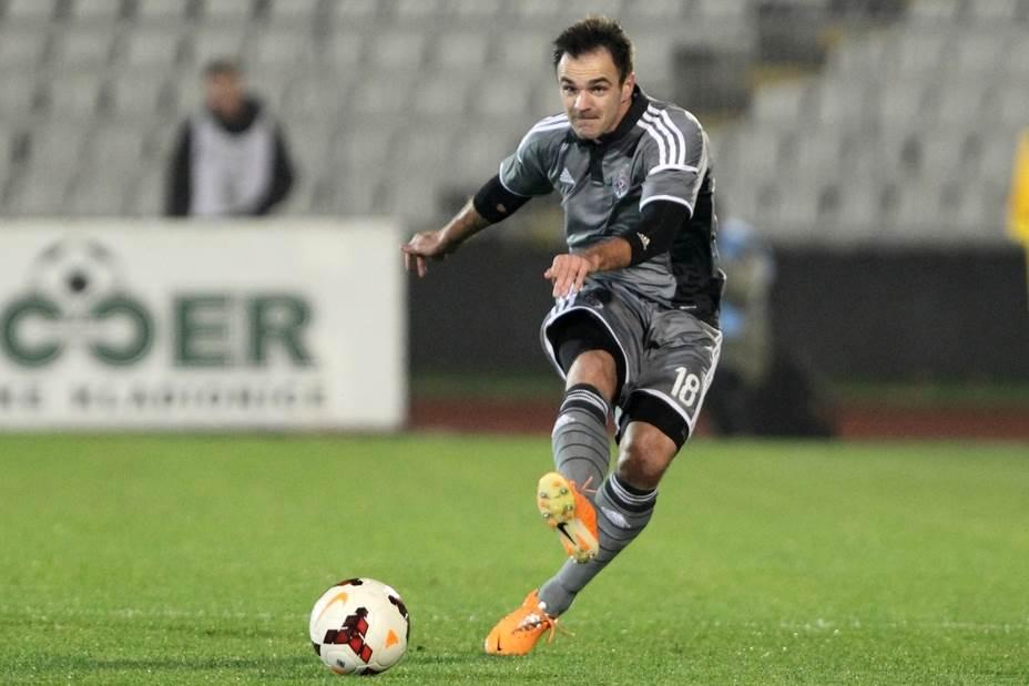 Nikola Drinčić Partizan