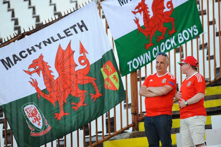 Vels, Velšani, velški navijači, navijači Velsa