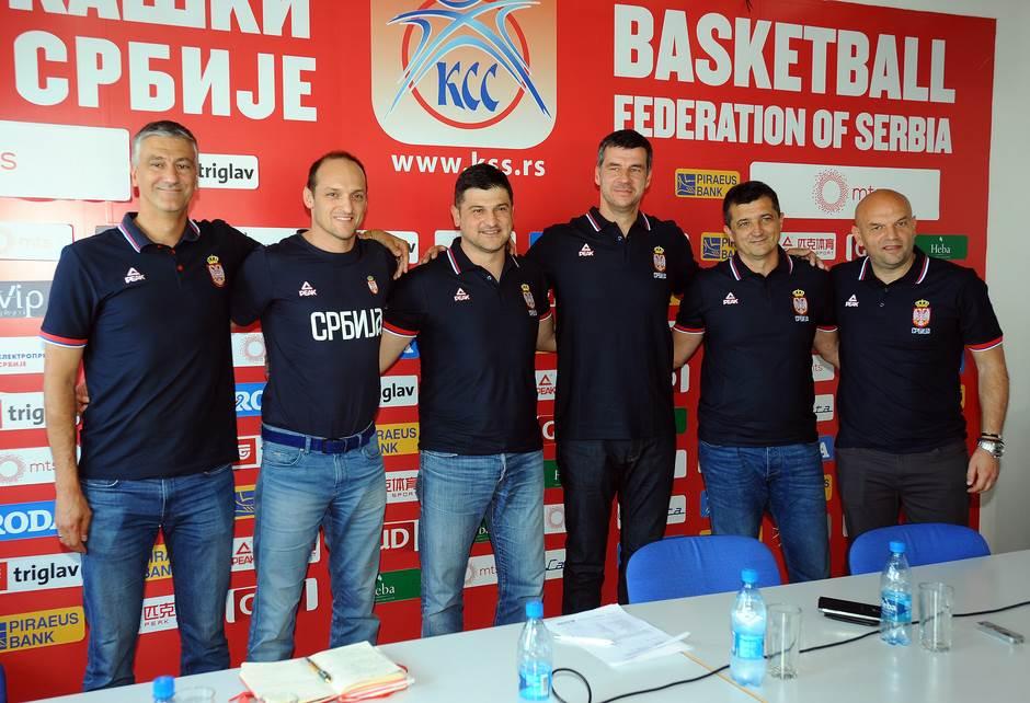 KSS Kuzmanović Rakočević Đokić Jovanović Klipa Todorović