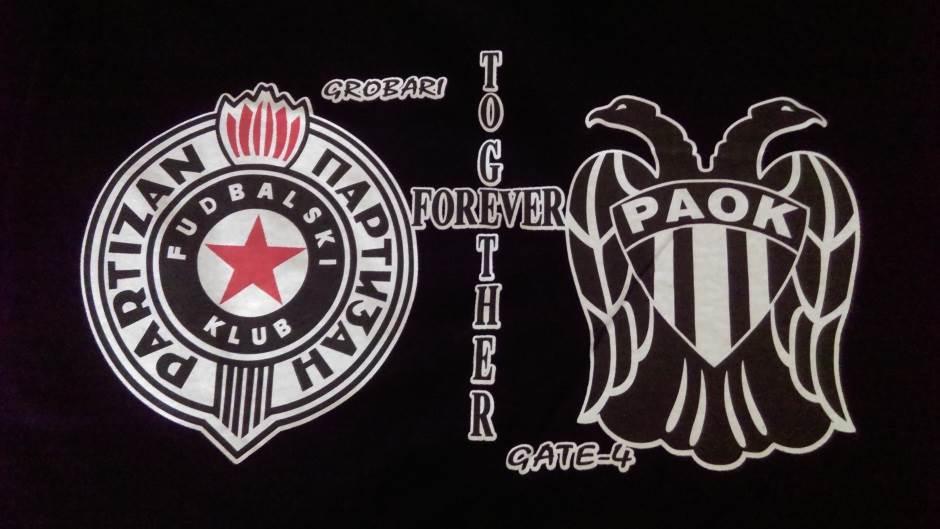 Partizan, PAOK, Partizan PAOK