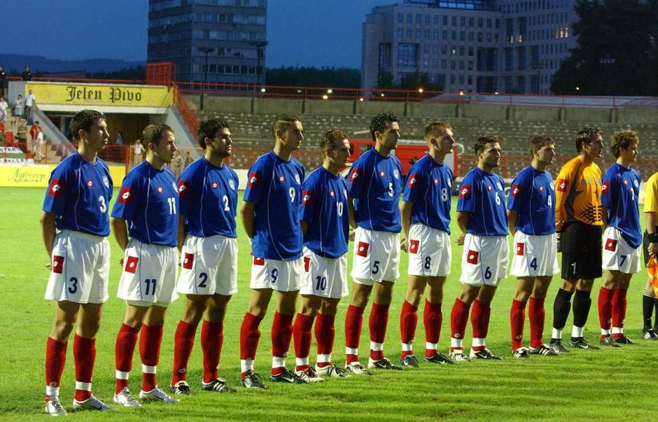 Mlada reprezentacija Srbije i Crne Gore 2003