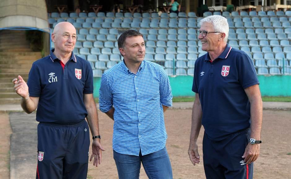 Slavoljub Muslin, Vladimir Matijašević, Zoran FIlipović