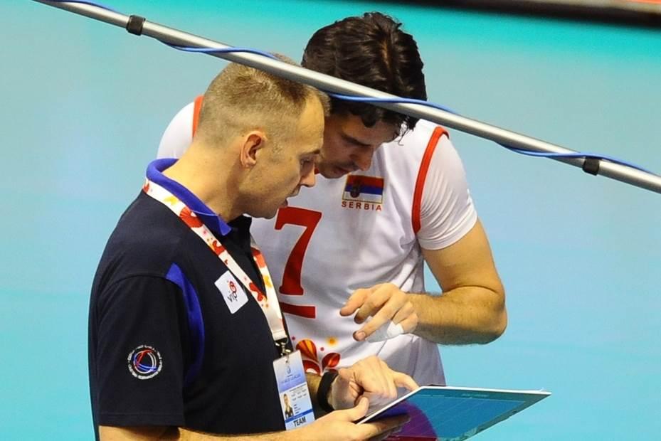 Nikola Grbić Dragan Stanković