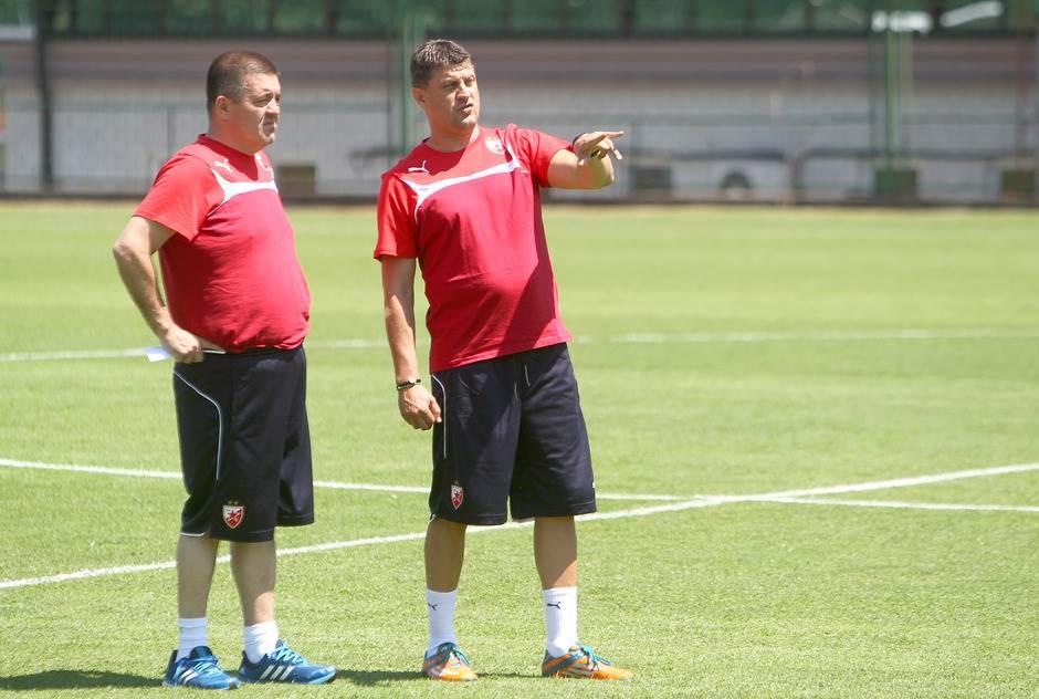 Milan Kosanović i Vladan Milojević