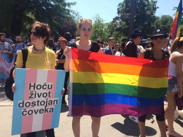 Parada ponosa, parada srbije, jun, lgbt, trans