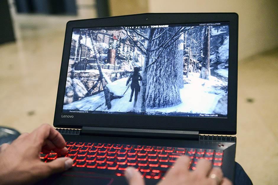 Igranje igara na laptopu najzad pobedilo desktop?