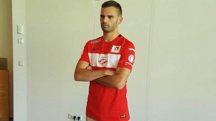 ZVANIČNO: Petković u Spartaku