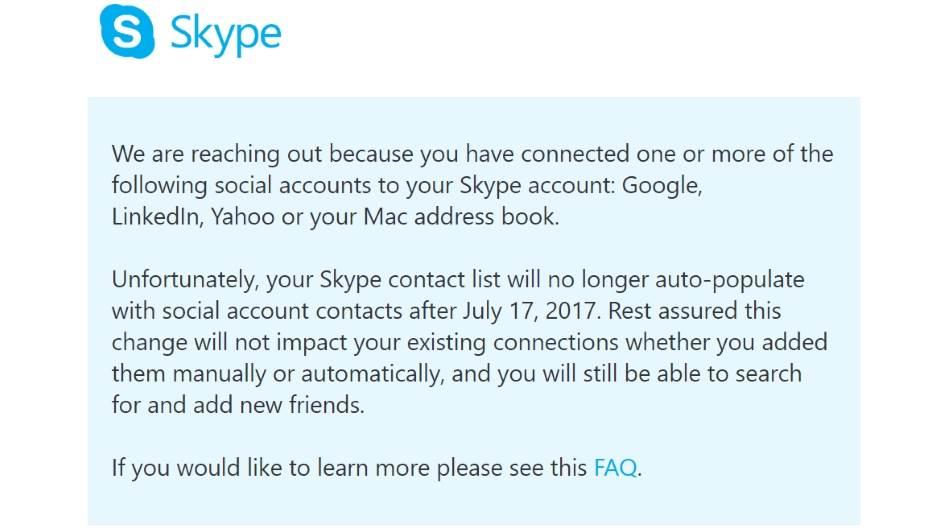 Skype, Skype update, Skype ažuriranje, Skype FAQ, Skype aplikacija, Skype podrška