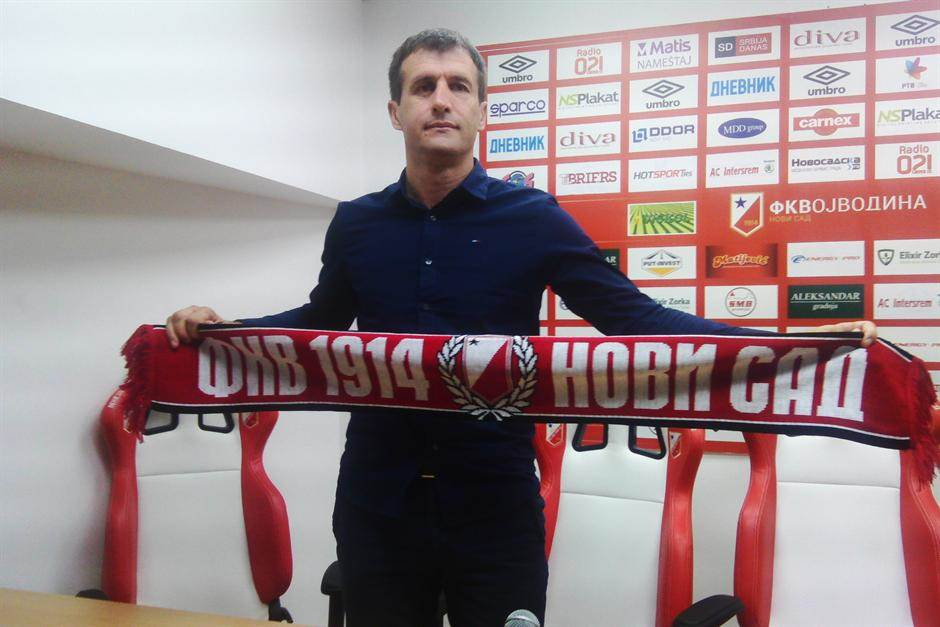 Nenad Vanić Vojvodina